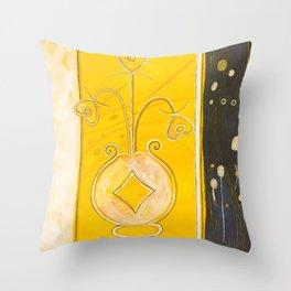 Morocco 9 Throw Pillow