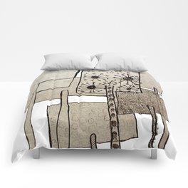 La Foret dreams Comforters