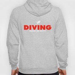 Diving T-Shirt Hoody