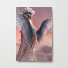 Angelic Boy p.1 Metal Print
