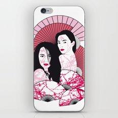 Les Femmes de l'est iPhone & iPod Skin