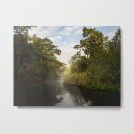 Dawn, Baird Creek Metal Print