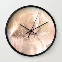 Second Coming Wall Clock