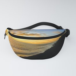 Coastal Last Light Fanny Pack