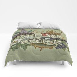 New York State Comforters