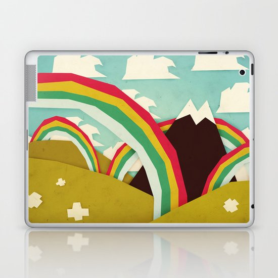 Happy happy joy joy! Laptop & iPad Skin