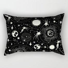 Solar System Rechteckiges Kissen