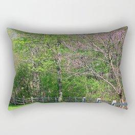 Winds of Change Rectangular Pillow