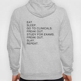 Clinical, Nursing Student, Med Student Hoody