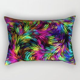 brush Rectangular Pillow