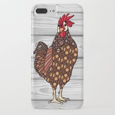 Chickens Slim Case iPhone 7 Plus