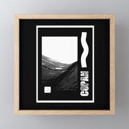 Copan Framed Mini Art Print