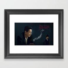 Brother - Aniki Framed Art Print