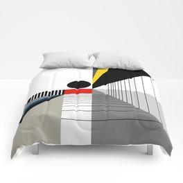BLACK POINT Comforters