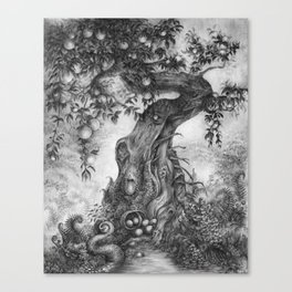 Fruited Canvas Print