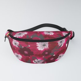 Flowers Overflowing Fanny Pack