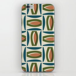 Alcedo - Orange iPhone Skin
