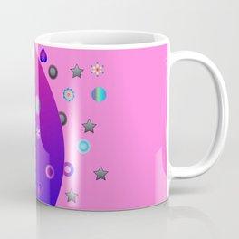 abstract fantasy world Coffee Mug