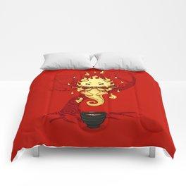Dragon Tea Comforters