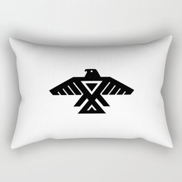 Thunderbird Rectangular Pillow
