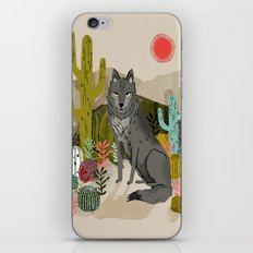 Wolf by Andrea Lauren  iPhone & iPod Skin