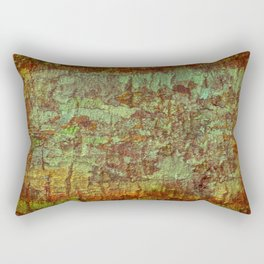 Textured Bark Rectangular Pillow