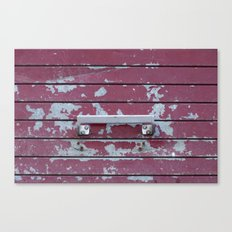 Handle Canvas Print