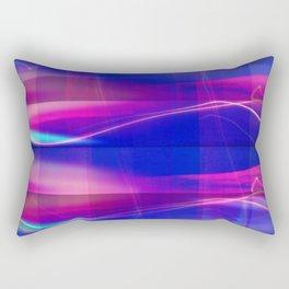 PURPLE BURN. Rectangular Pillow