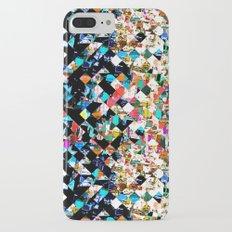 Abstract Diamond Tiles Slim Case iPhone 7 Plus