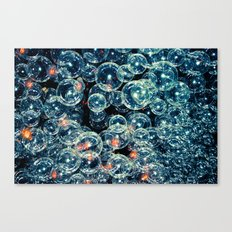 Bubblin Canvas Print