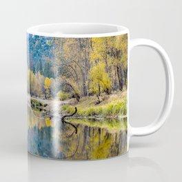 Yosemite Fall Colors  11-1-18 Coffee Mug