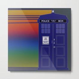 13th Doctor Metal Print