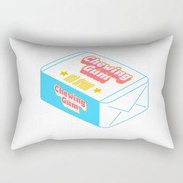 Chewing Gum Rectangular Pillow
