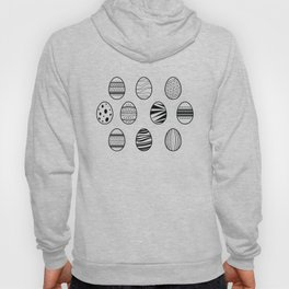 A Collection Of Easter Eggs Hoody