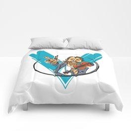 V for Violin Comforters