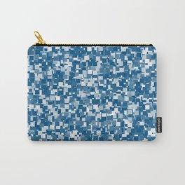 Snorkel Blue Pixels Carry-All Pouch