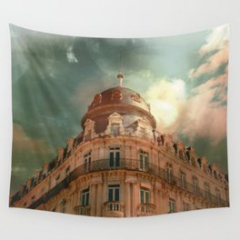 Montpellier  - France Wall Tapestry