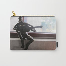 The Sculpture Blues Carry-All Pouch