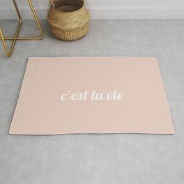 C'est La Vie II Rug