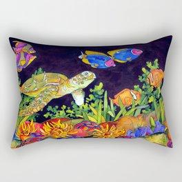 Turtle Solo Rectangular Pillow
