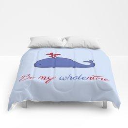 Whalentine Comforters