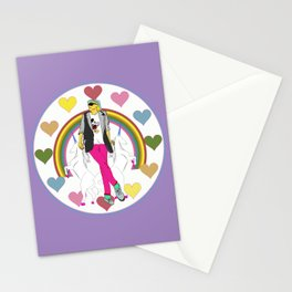 HEAVEN IS A PLACE ON EARTH Stationery Cards