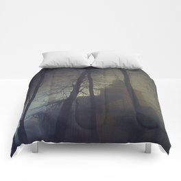 The Mysterious Night Comforters