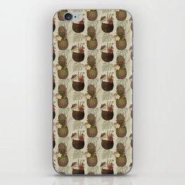 Pineapple Pina Coladas iPhone Skin