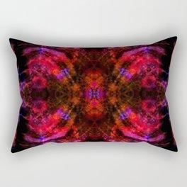 Magic Bloom Rectangular Pillow
