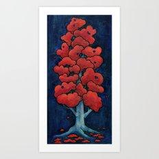 The Dream Tree Art Print