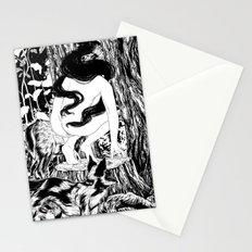 'The Erl King will do you grievous harm' Stationery Cards