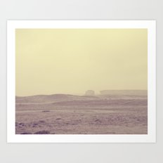 Off In The Distance Art Print