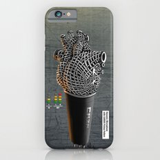 CRZN Dynamic Microphone Slim Case iPhone 6s