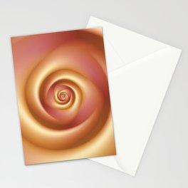 Blushing Rose Stationery Cards